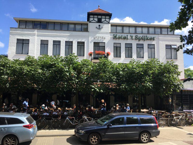 Hotel 't Spijker Beek bij Nijmegen wandelroute