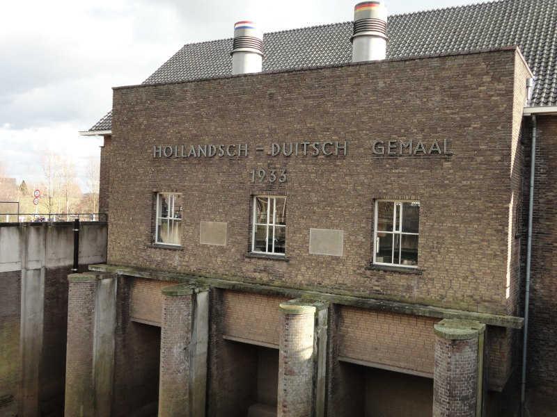 Hollands-Duits gemaal in Nijmegen