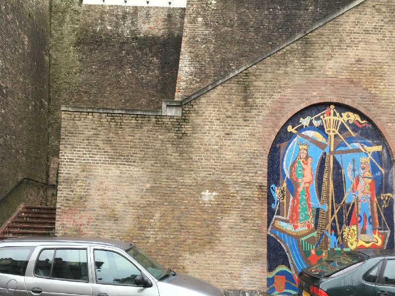 Lievevrouwen trappen in Nijmegen