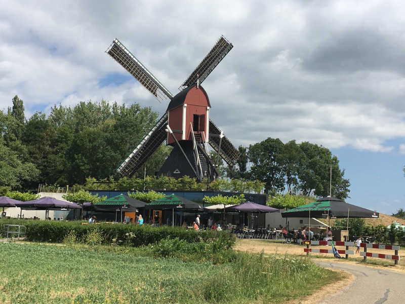 restaurant de thornse molen, Leuth