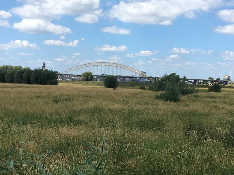 3 bruggen over de Waal Nijmegen