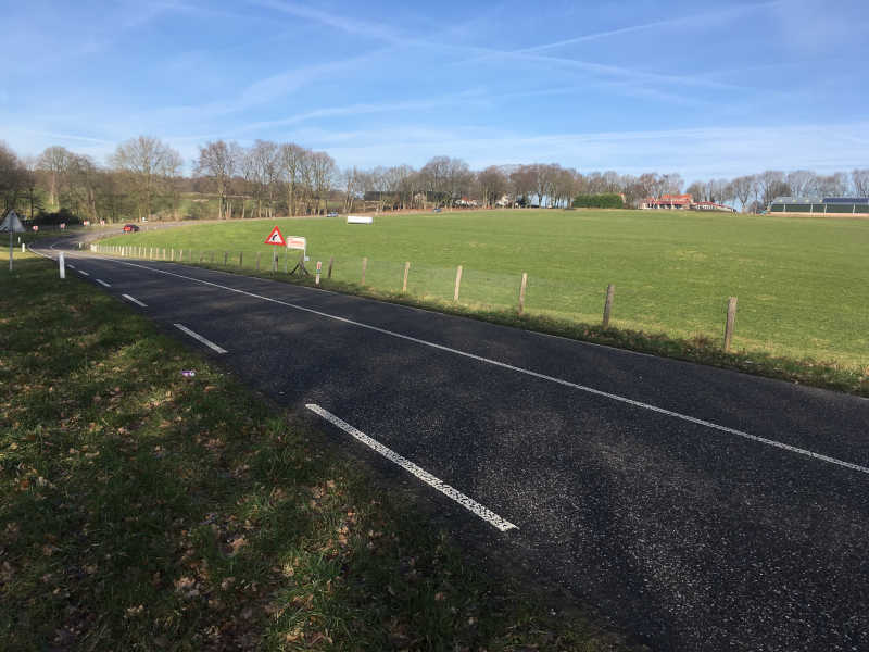 Wandelroute Groesbeek Zevenheuvelenweg