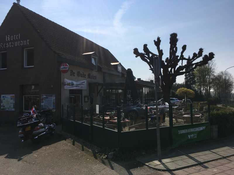 """Wandelroute Groesbeek restaurant """"de Oude Molen"""""""
